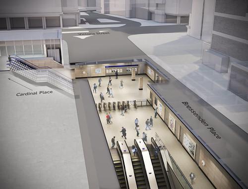 Victoria Station Upgrade