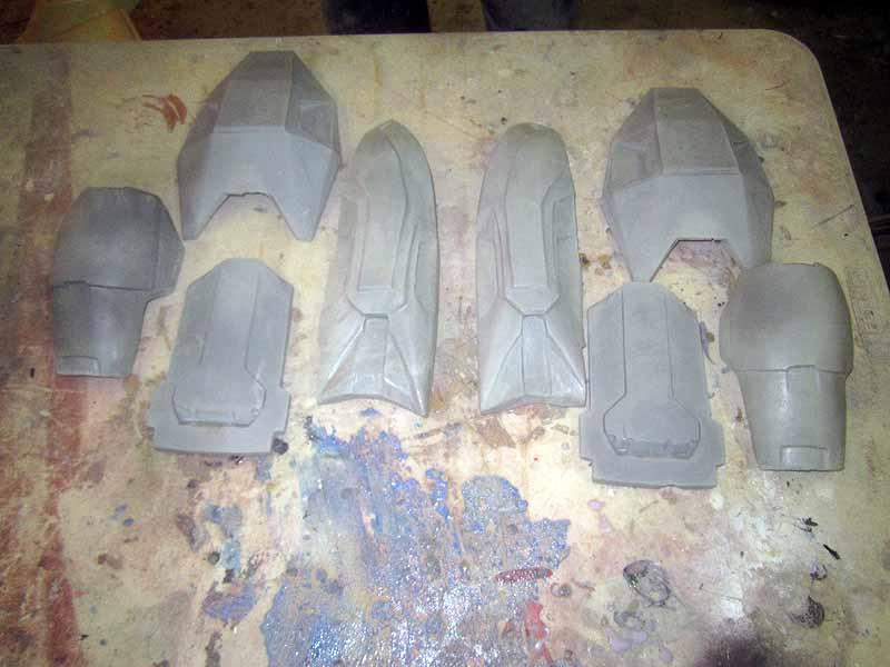 upper arm parts