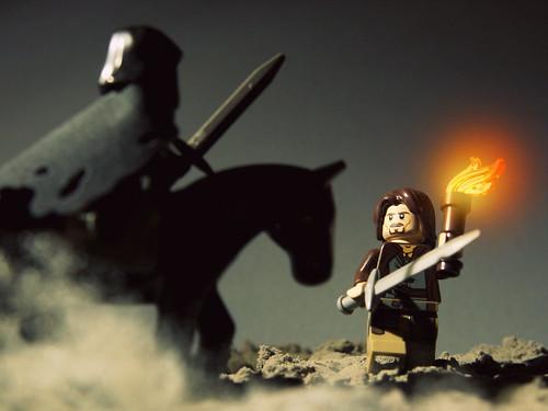 LEGO Ringwraith