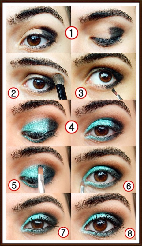 juliana leite maquiagem tutorial verde metalico make up sombra delineado super shock cream fix manly 120 cores esfumado  passo a passo green eyeshadow shimmer  festa dia a dia noite