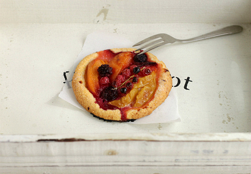 fresh fruits tarts last