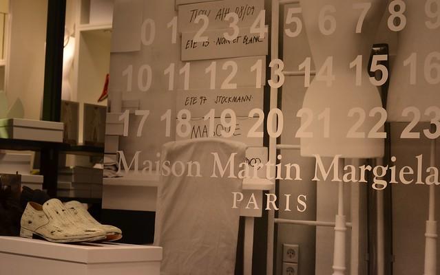 Martin Margiela pour H&M