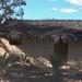 Thatched roof house - Casa; cerca de Guadalupe Hidalgo, Región Mixteca, Oaxaca, Mexico por Lon&Queta