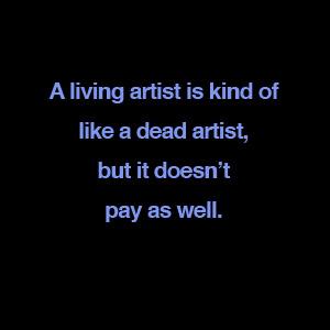 living-artist