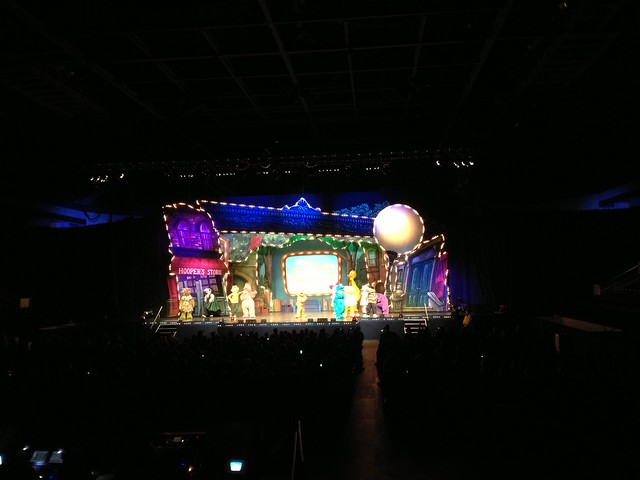 Sesame Street Live 11/15/12
