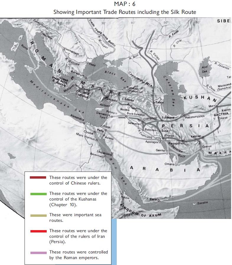Constantine vs Ashoka
