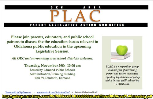 Parent Legislative Action Committee