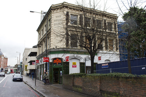 The Royal Duke, Commercial Road, E1