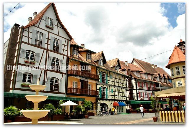Colmar Tropicale Resort
