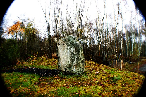 Doune Trysting Stone, Ancient Commercial and Community Focal Point
