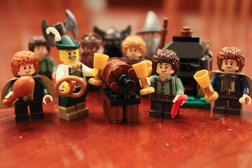 320/365: Ain't No Party Like a Hobbit Party