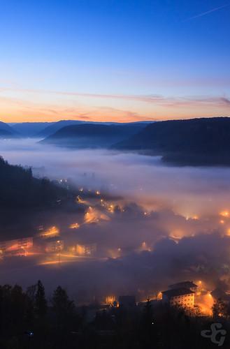 france brouillard franchecomté brume lieux ornans doubs belvédère loue valléedelaloue etiquettesdemotsclésimportées