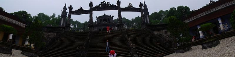Tumba Real · Hue · Vietnam