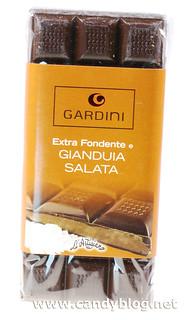 Gardini Extra Fondente Gianduia Salata