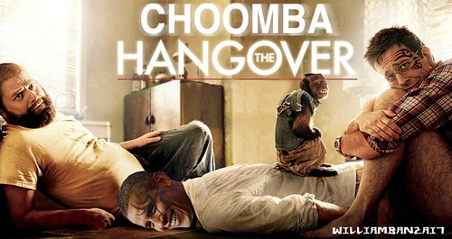CHOOMBA HANGOVER by Colonel Flick