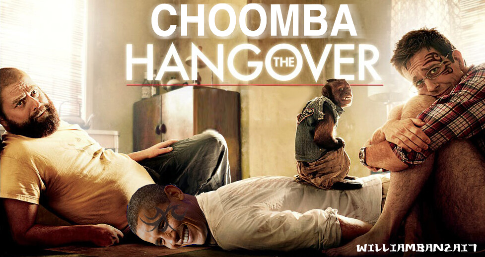 CHOOMBA HANGOVER