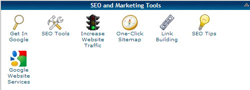 SEO & Marketing Tool tại Hostgator