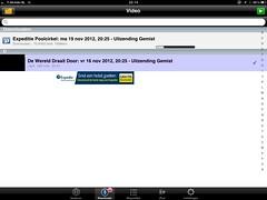 Uitzending gemist offline bekijken