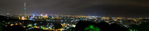 虎山峰全景-3