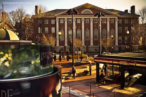 photo blog: हार्वर्ड यूनिभर्सिटी
