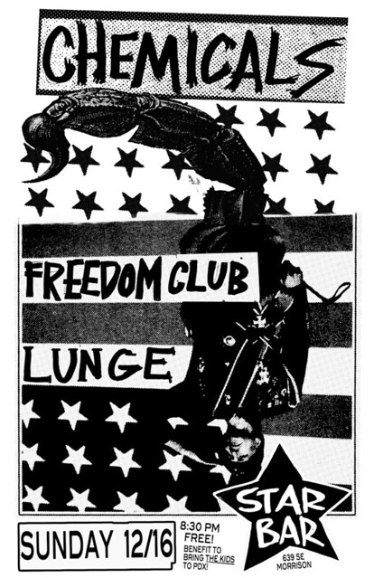 12/16/12 Chemicals/FreedomClub/Lunge
