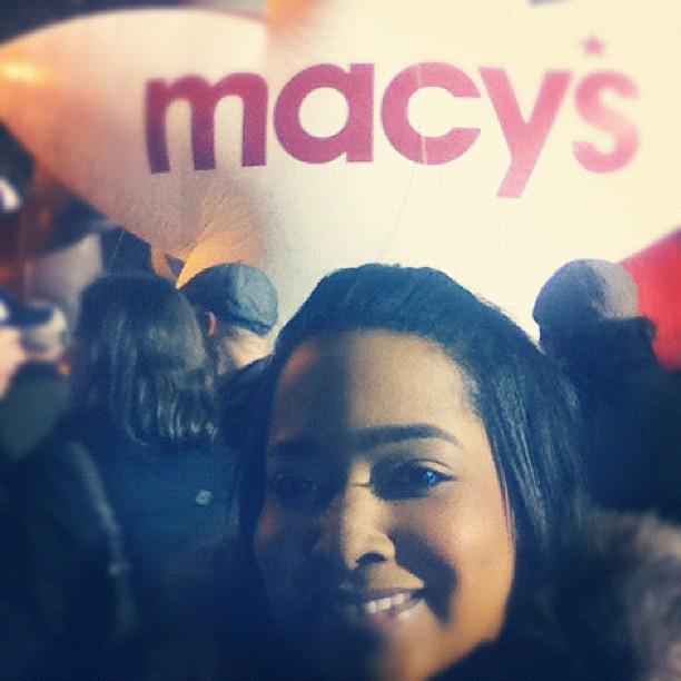 Macys day parade