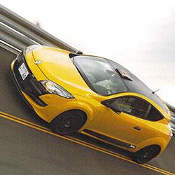 MEGANE RS TROPHY Ver.SiFo 300ch CG 2012/12 P2 thmb