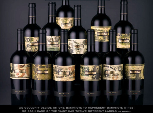 Bank Note Wines