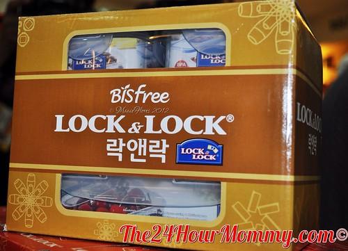 Lock & Lock Gift Set
