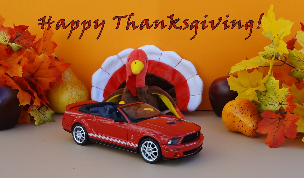 Diecast Car Forums Pics Happy Thanksgiving To All With