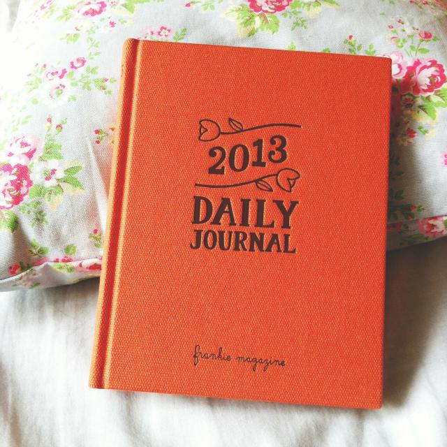 11 frankie diary