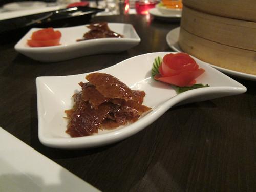 Beijing Duck Skin