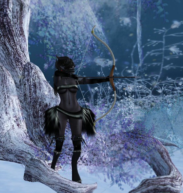 Sagittarius: The Huntress