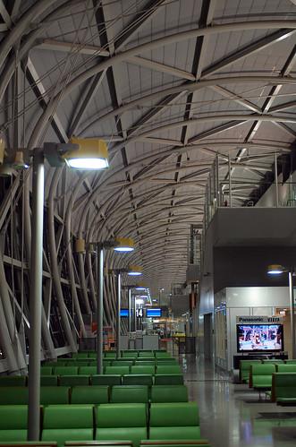 Kansai International Airport, Osaka