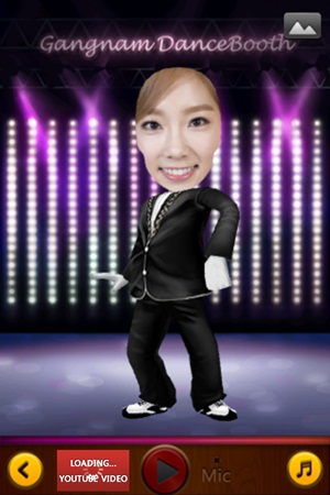 Gangnam DanceBooth