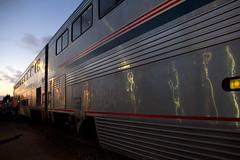 Amtrak「Coast Starlight」でサンフランシスコを目指す