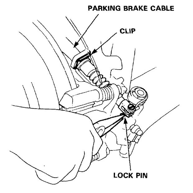 how to remove cable from a bracket 2012 suzuki sx4