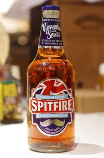 Spitfire Movember