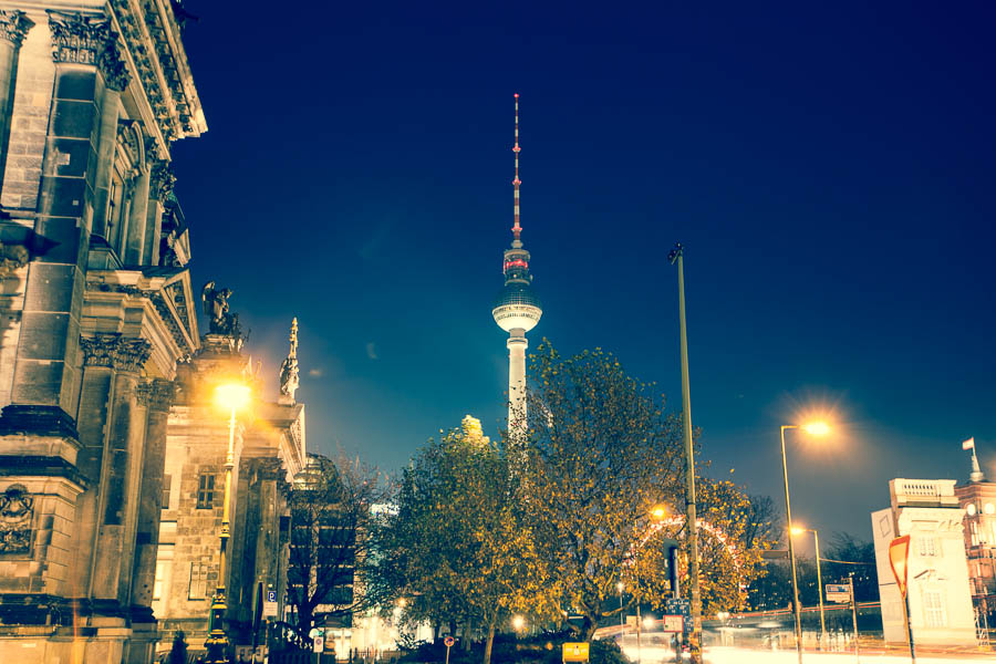 Night in Berlin #02