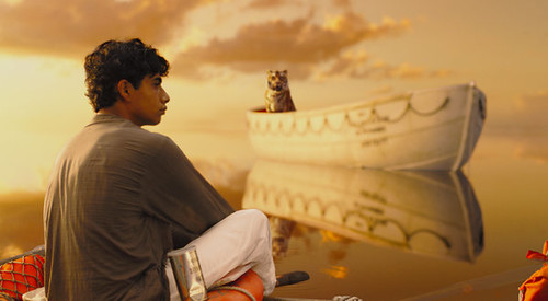 Screenshot of Life of Pi