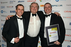 Parker Hannifin, highly commended in the Leadership and Strategy Award 2012