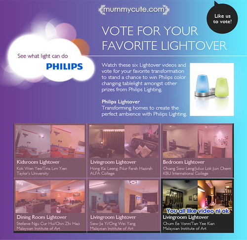 8226851887 a7ff83cdef Video kami sekeluarga dalam philips Lightover | Philips Lighting Malaysia