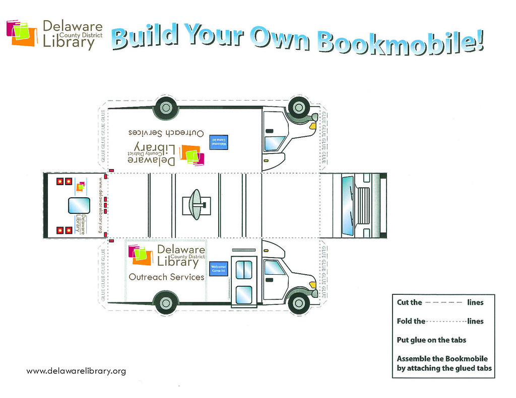 Build Your Own Bookmobile