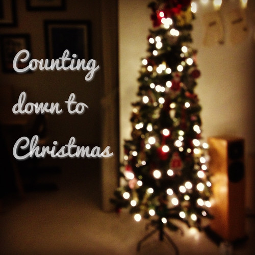 Counting down to Christmas