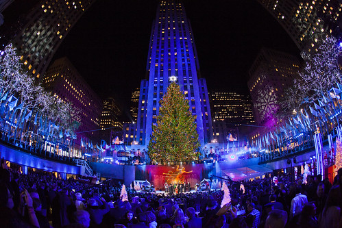 The 2012 Rockefeller Center Christmas Tree