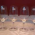 Zagat Tasting Glasses