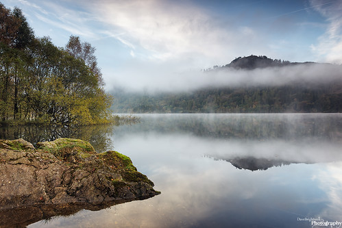 Misty Reflection by Dave Brightwell
