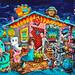 Pee-wee's Manger by Ben Zurawski
