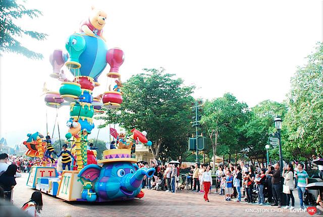 迪士尼 097