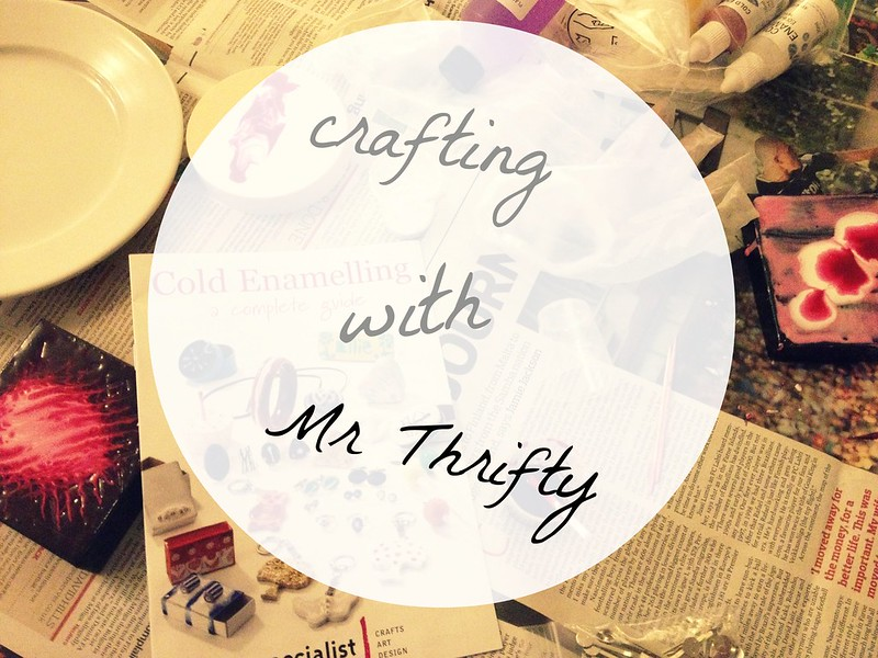 crafting with mr thrifty